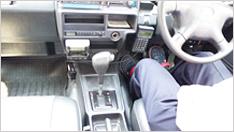 タクシーのお仕事
